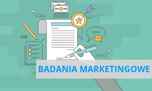 oferta - badania marketingowe