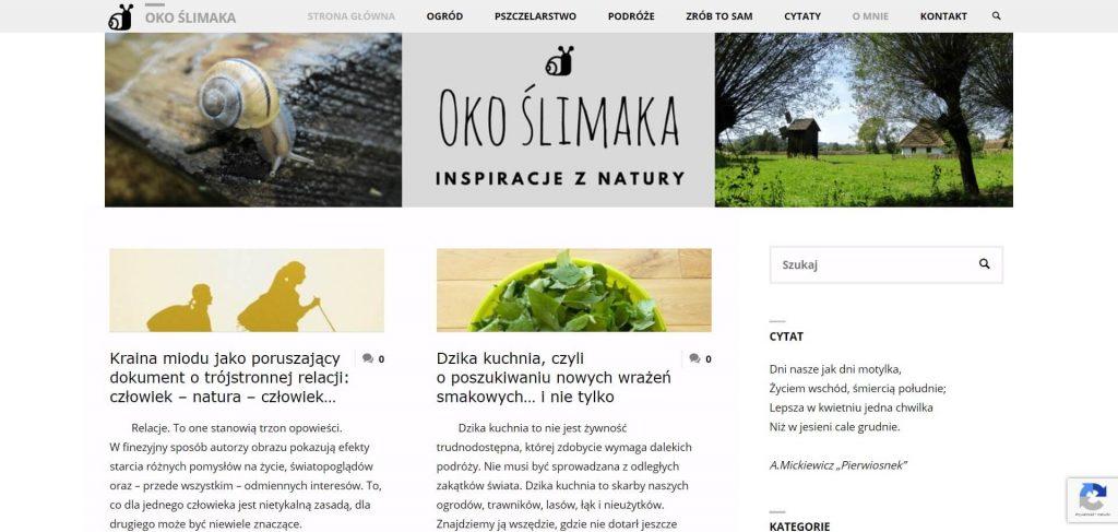 okoslimaka.waw.pl